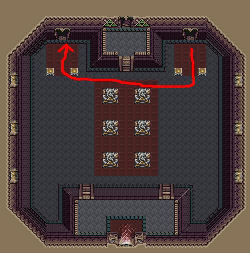 Legend of Zelda - Echoes of the Past Key02b10