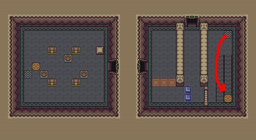 Legend of Zelda - Echoes of the Past Key0610