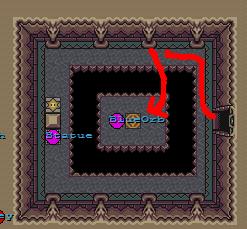Legend of Zelda - Echoes of the Past Key0910