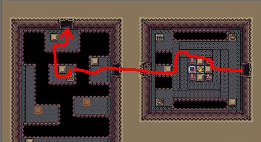 Legend of Zelda - Echoes of the Past Key1310
