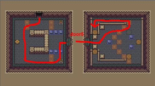 Legend of Zelda - Echoes of the Past Key1610