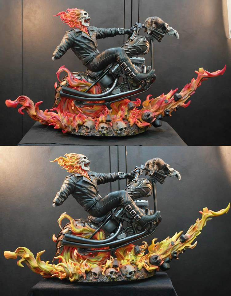 Premium Collectibles : Ghost Rider - Page 2 12794410