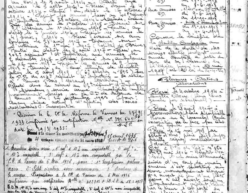 [ Histoires et histoire ] LE CENTENAIRE DE LA GRANDE GUERRE - Page 4 Fiche_11