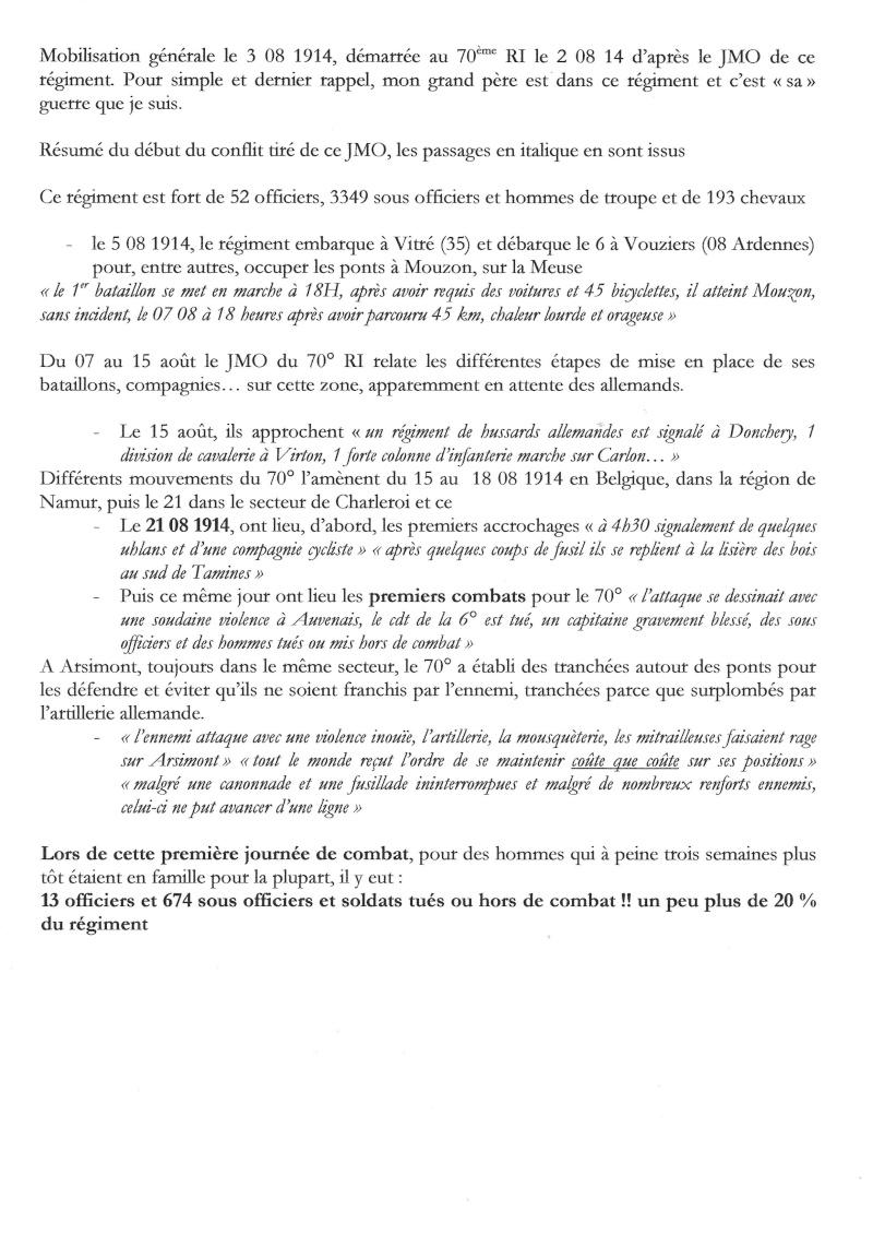 [ Histoires et histoire ] LE CENTENAIRE DE LA GRANDE GUERRE - Page 5 Scan_110