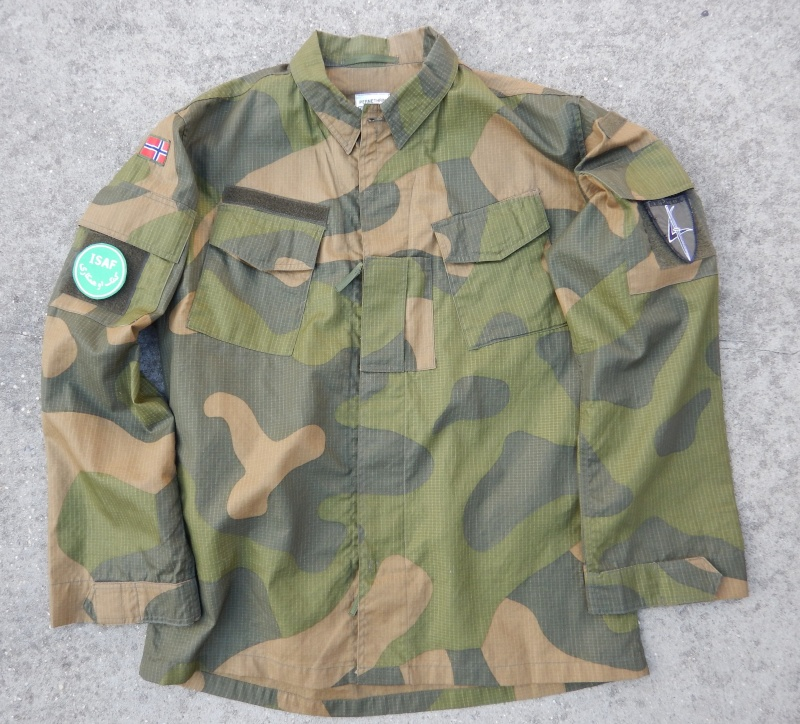 Current issue ripstop  camouflage uniforms Dscn3643