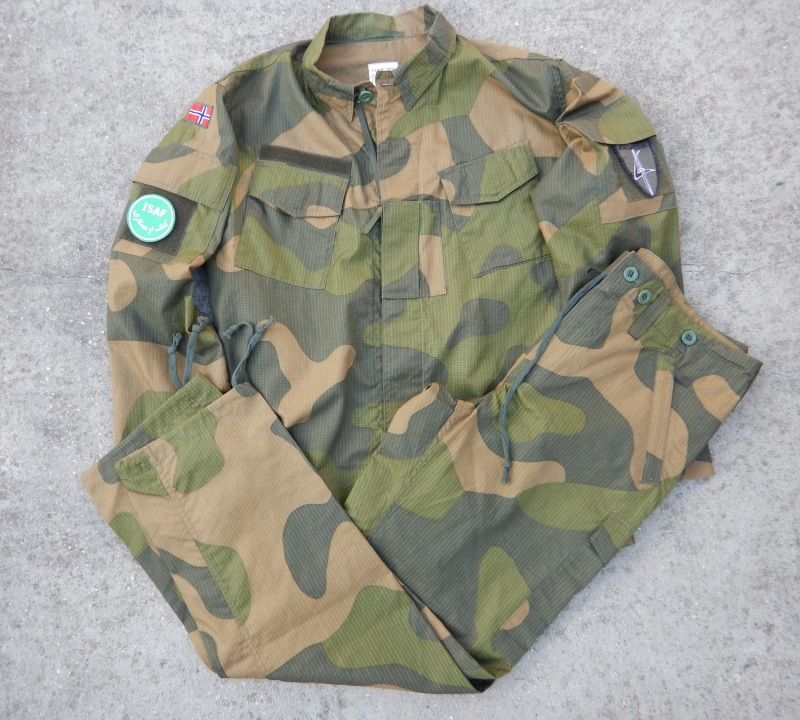 Current issue ripstop  camouflage uniforms Dscn3646