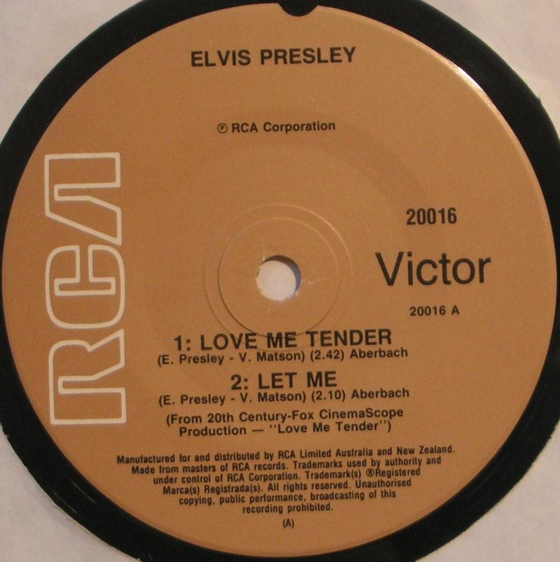 LOVE ME TENDER 2d11
