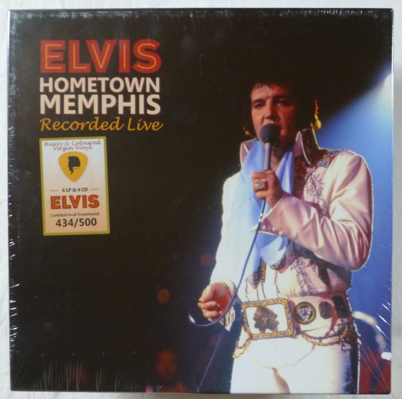 Elvis Hometown Memphis - Recorded Live 610
