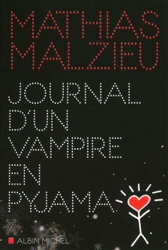 Malzieu, Mathias - Journal d'un vampire en pyjama 41dpg811