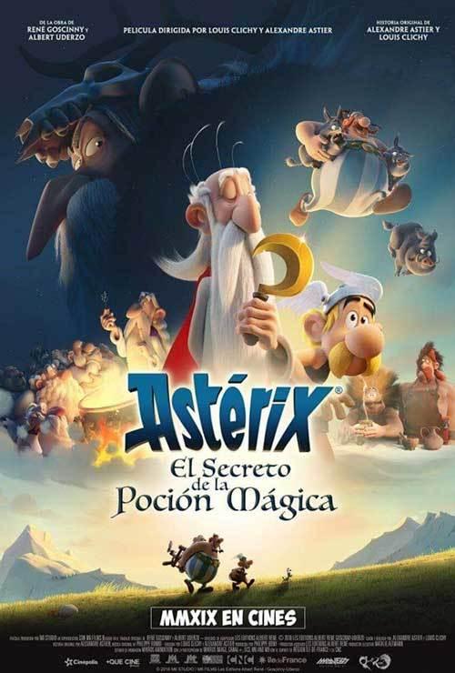 فيلم الأنمي Asterix secret of magic potion مترجم 15552010