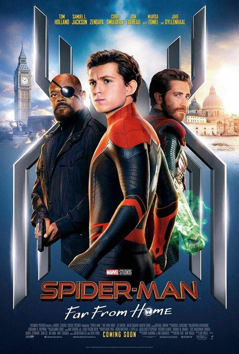 فيلم Spider-Man: Far from Home 2019 مترجم 15622310