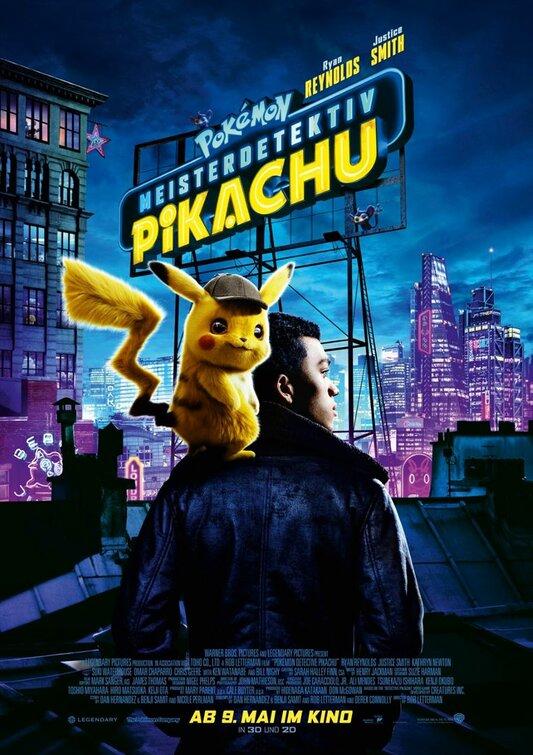 فيلم الاكشن والكوميديا Pokemon Detective Pikachu مترجم 15636310