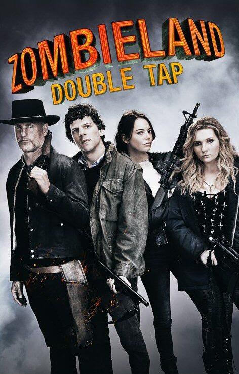 فيلم Zombieland: Double Tap مترجم - افلام اكشن و رعب للكبار فقط 15764910