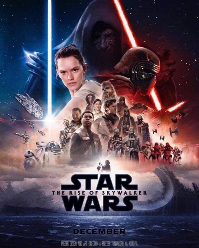فيلم Star Wars 2019: The Rise of Skywalker  مترجم 15768010