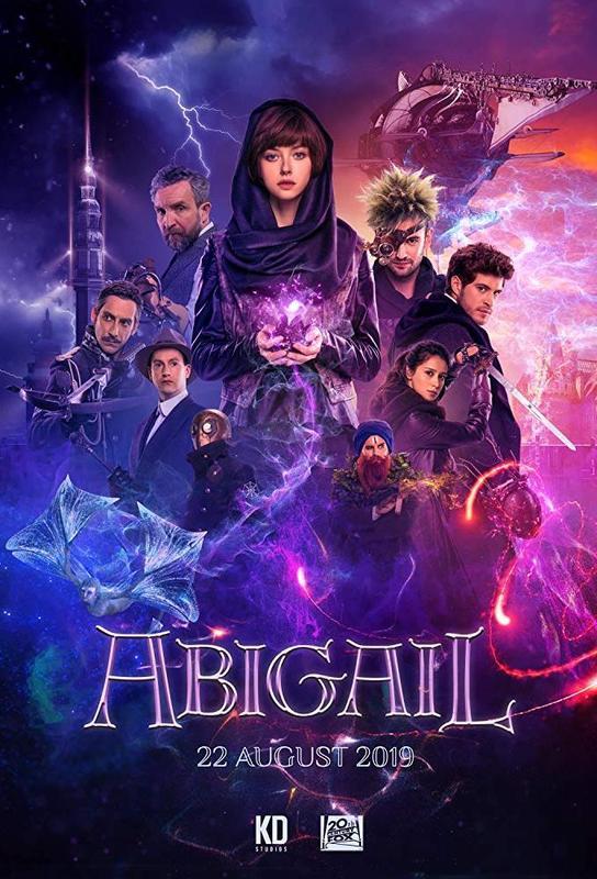 فيلم الاثارة و الغموض Abigail مترجم 15772810