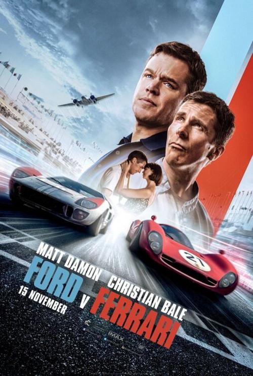 فيلم السرعة و السباق Ford v Ferrari مترجم 15776010