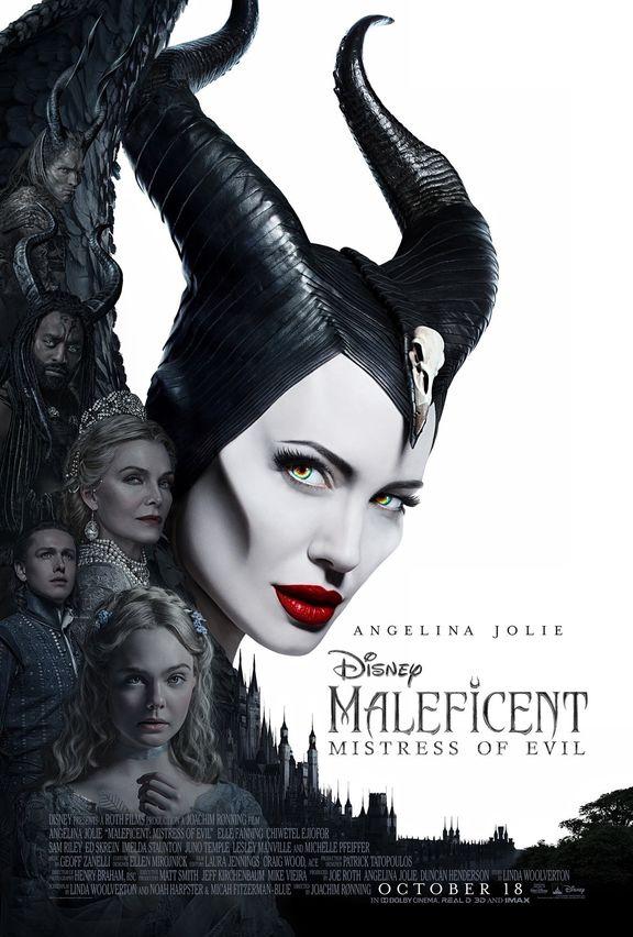 فيلم الخيال العلمي Maleficent: Mistress of Evil مترجم 15777210