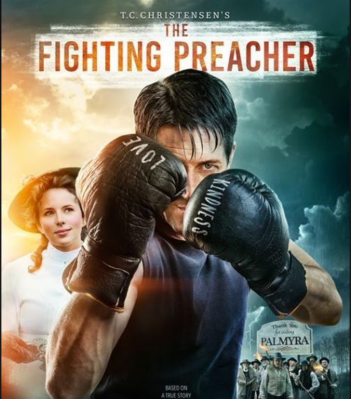 فيلم The Fighting Preacher مترجم - كوميدي Fighti10