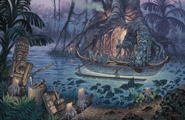 Clan de l'Anguille perfide Magiko10