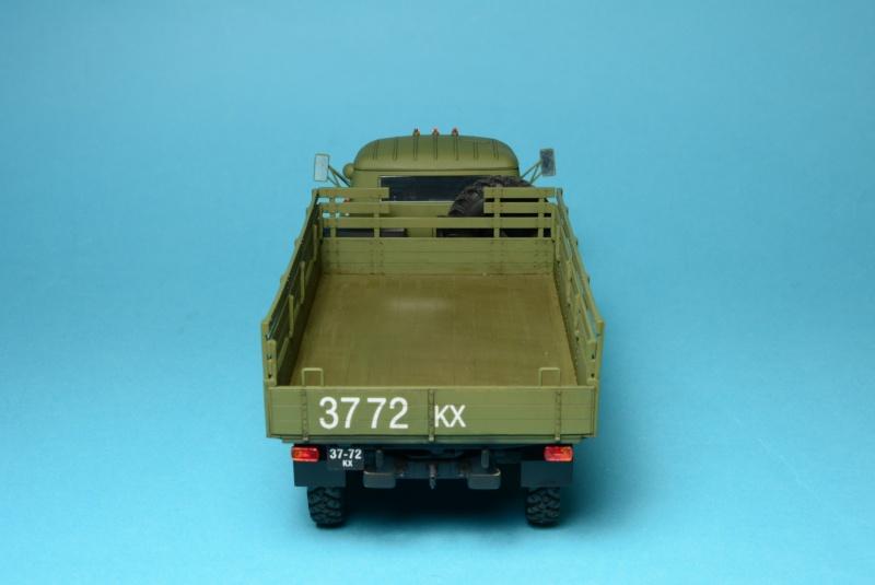 ZiL-131 & ZU-23-2 (Revell + Meng 1/35) Dsc_0410