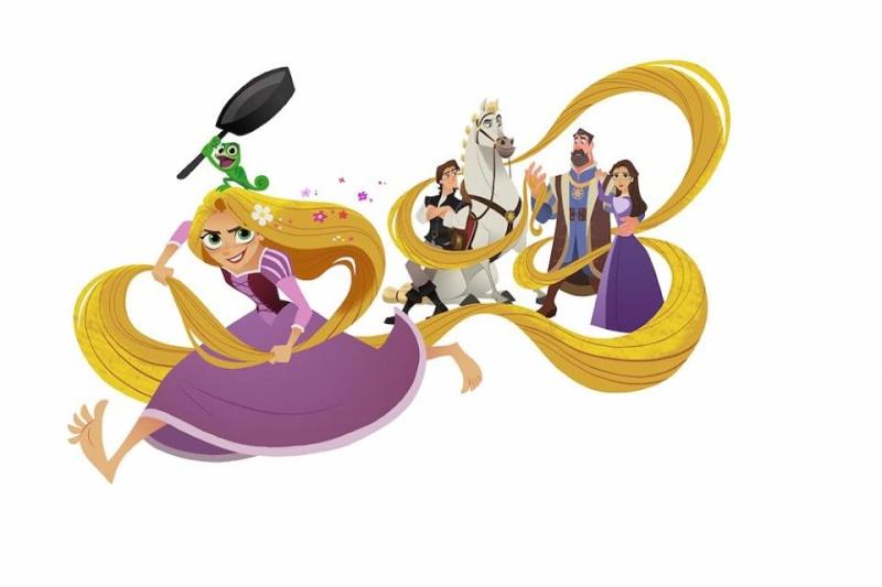 Raiponce - La Série [Disney Television - 2017] - Page 3 12814611