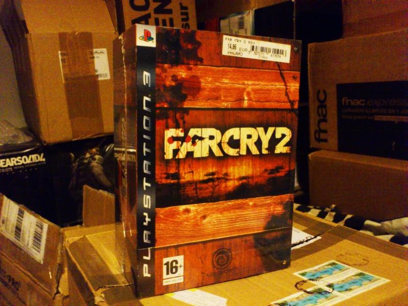 Topic des jeux sous blister souples des membres du forum limited-edition - Page 11 Farcry10