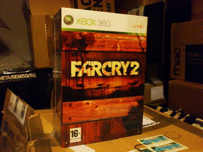 Topic des jeux sous blister souples des membres du forum limited-edition - Page 11 Farcry11