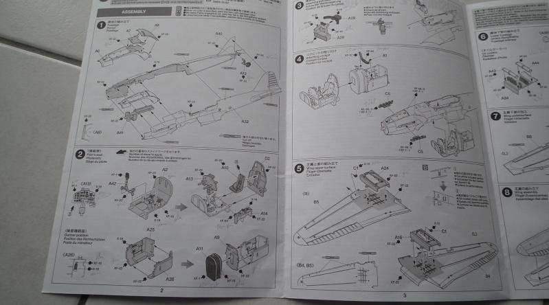 (tamiya) Ilyushin IL 2 shturmovik      FINI Dscf5714