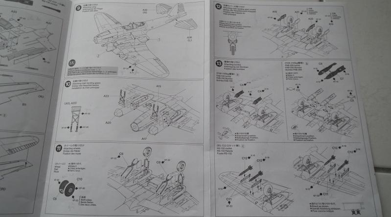 (tamiya) Ilyushin IL 2 shturmovik      FINI Dscf5716