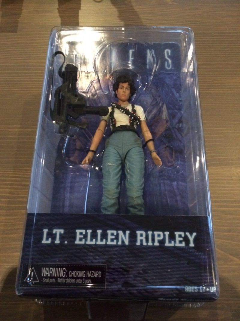 Aliens Ripley et son Power loader Neca 2016 Img_2613