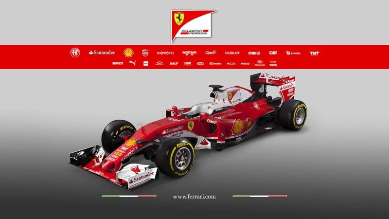 F1 2016 Ferrar10