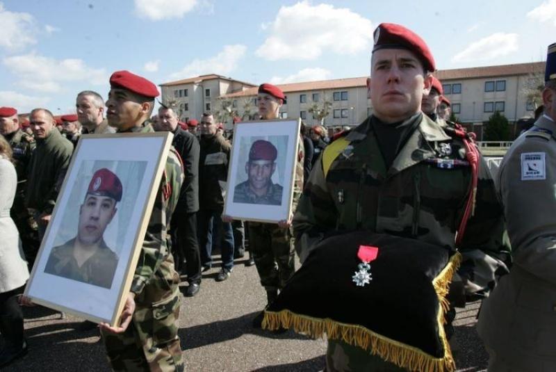 17e RGP - La colère d'Albert Chennouf, père d'un soldat tué par Merah 17_rgp13