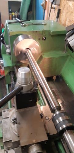 fabrication d'un tréteau a rouleau 20200313