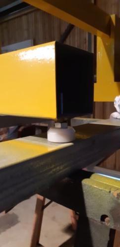 fabrication d'un tréteau a rouleau 20200321