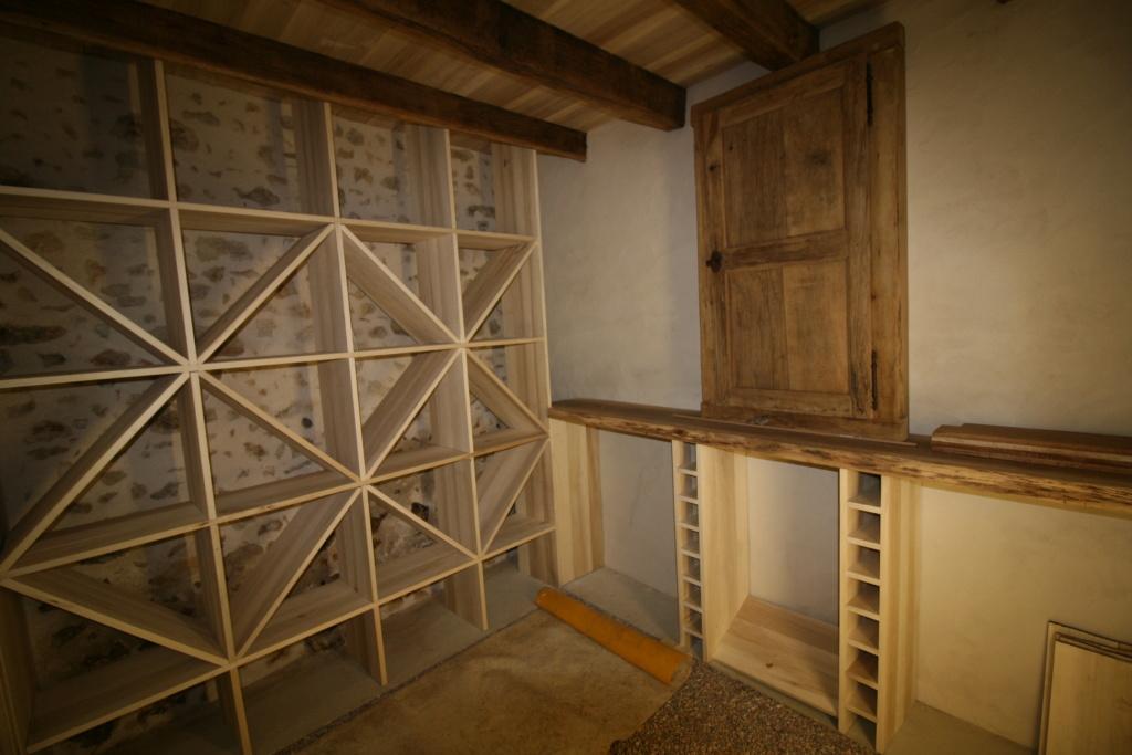 aménagement d'un cellier en cave a vin Img_5619