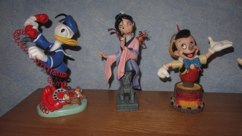 Disney Busts - Grand Jester Studios (depuis 2009) - Page 40 Img_1310