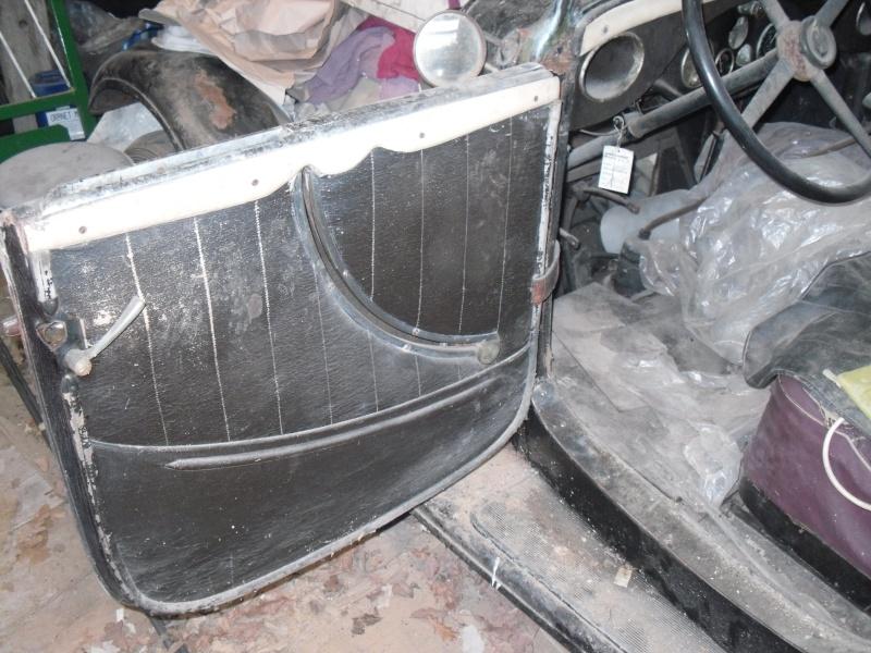 Boiserie intérieur Roadster Sdc13011