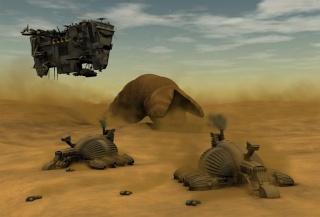 moissonneuse à épice de dune Arraki10