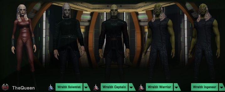 espèce Wraith - Stargate Atlantis (sur Extraterrestre) Captur59