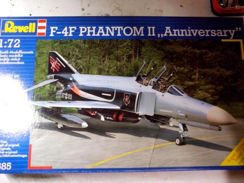 """F4 F PHANTOM """"anniversaire 50 ans du Jagd Richthophen"""" (Revell) Img_2010"""