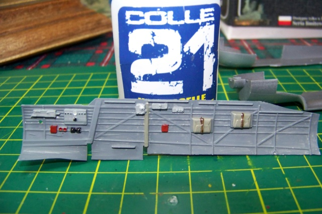 PZL P 23b Karas :  Mirage 1/48 100_0215