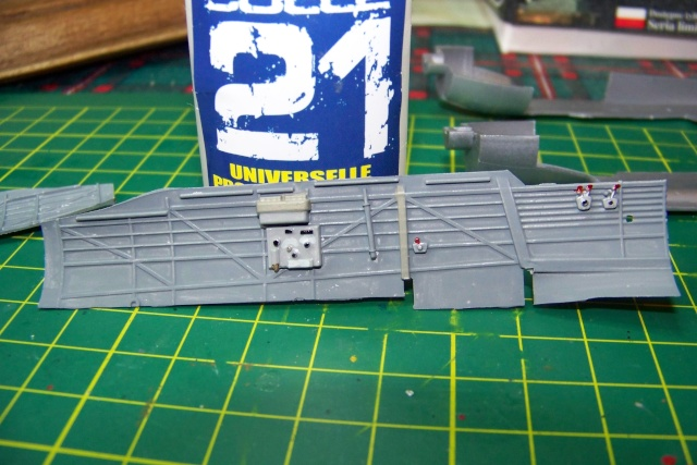 PZL P 23b Karas :  Mirage 1/48 100_0216