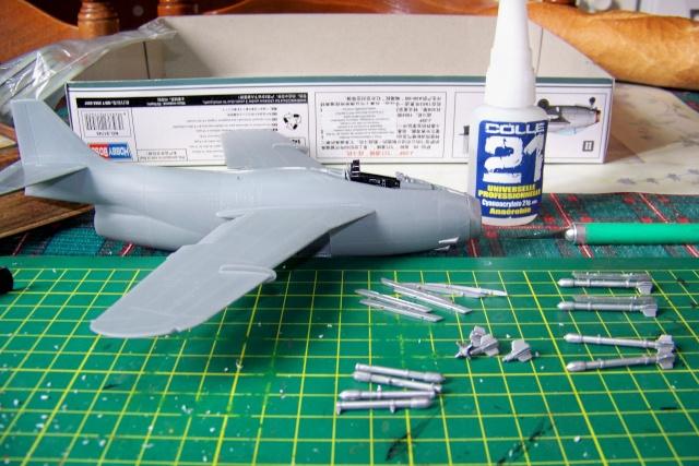 SAAB J-29F 1/48 ( fini ) 100_0240