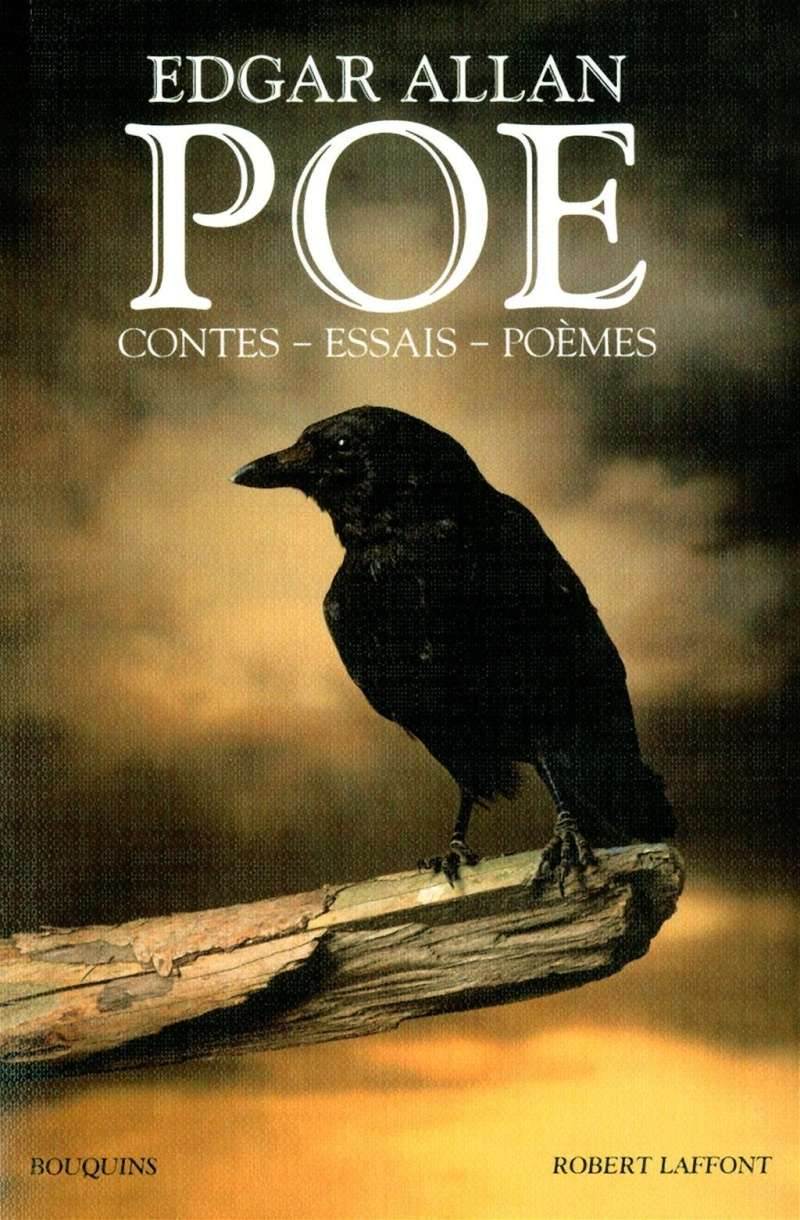 [Poe, Edgar Allan] Contes - Essais - Poèmes 81ai2q10