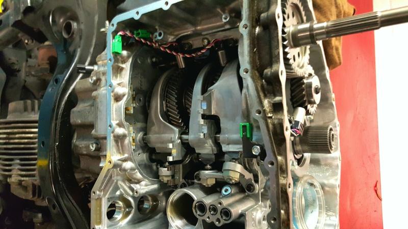 GTR35 gearbox issues again 2016-010