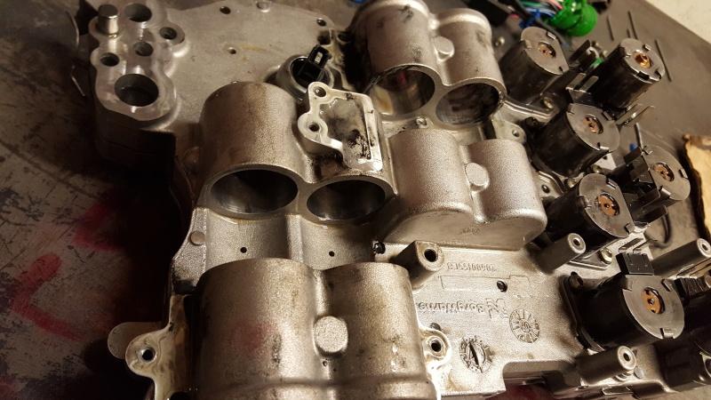 GTR35 gearbox issues again 20160217