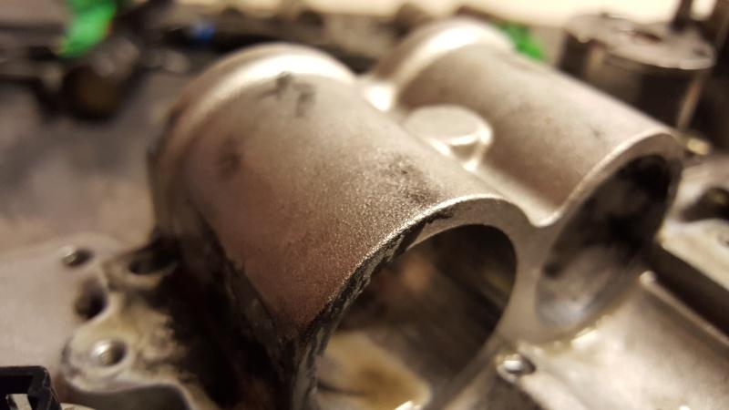 GTR35 gearbox issues again 20160218