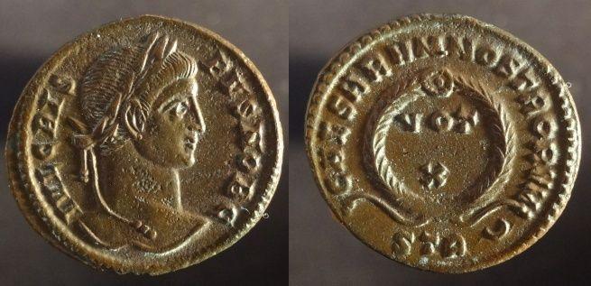 Collection Caius Lucius Crispv10