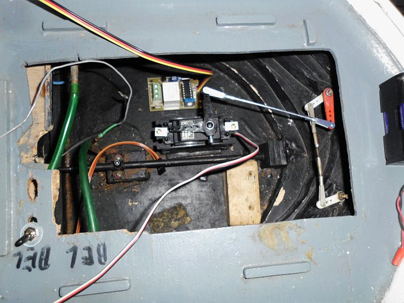 TMS Frederike - Restaurierung eines RC-Binnen-Tankschiffes  - Seite 2 119