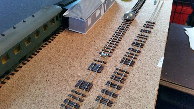 Module für Fahrtreffen in Spur 0/0e 130